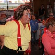 Troll Joste beim Klönkaffee am 01.06.2016
